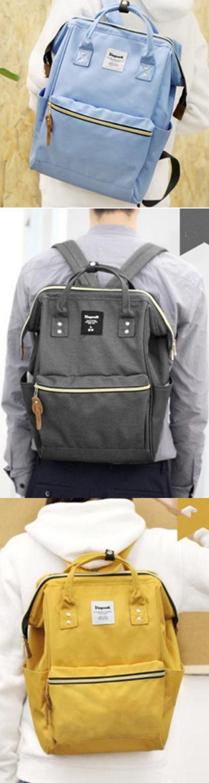 61142a93b7 Casual Travel Satchel School Bag Shoulder Backpack Rucksack Laptop Bagail .com