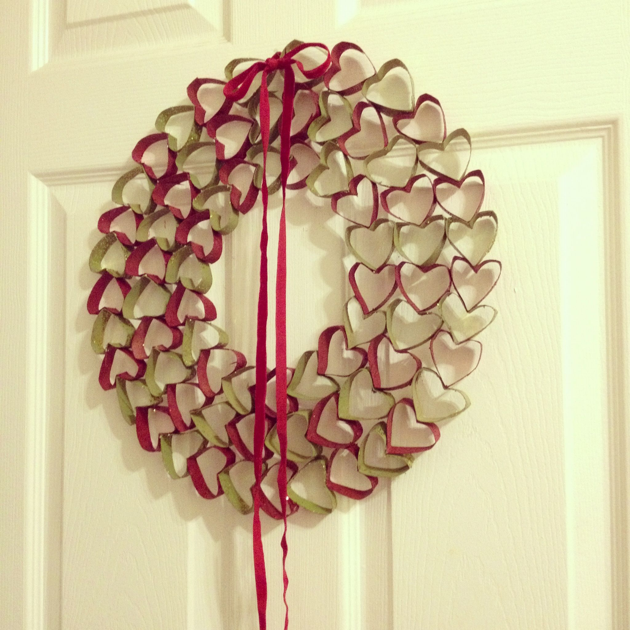 Finally made it myself! Wreath of Love 1) Collect roughly