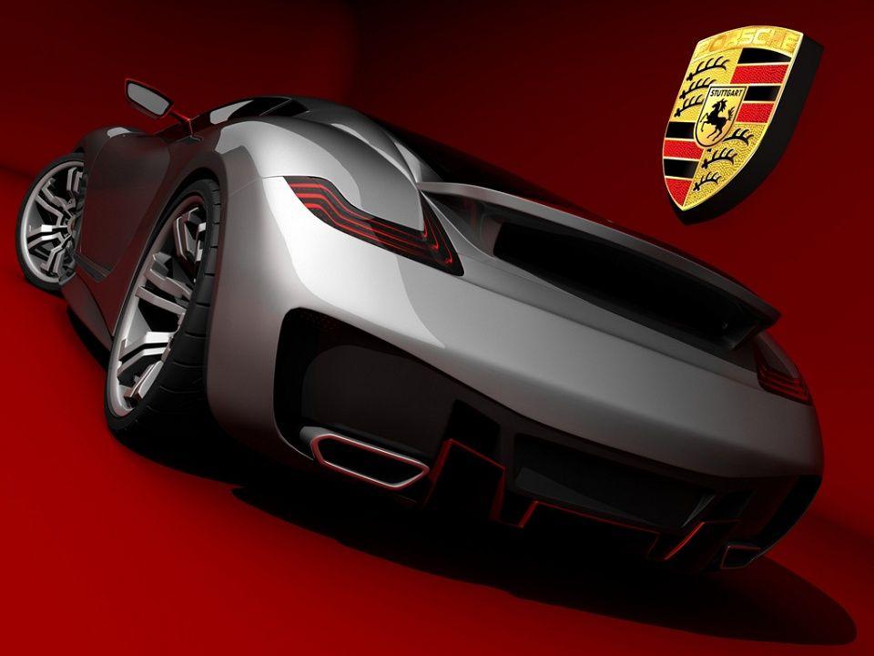 Porsche 357 Single Seat Supercar Concept Wordlesstech Super Cars Porsche Concept Cars