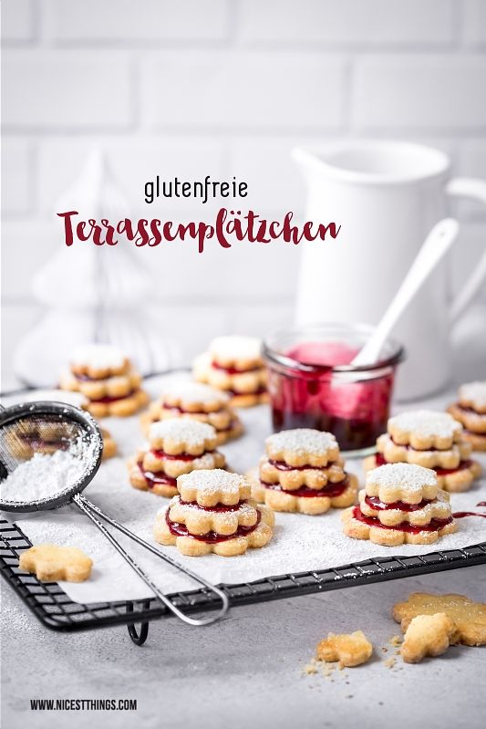 Platzchen rezepte weihnachten glutenfrei