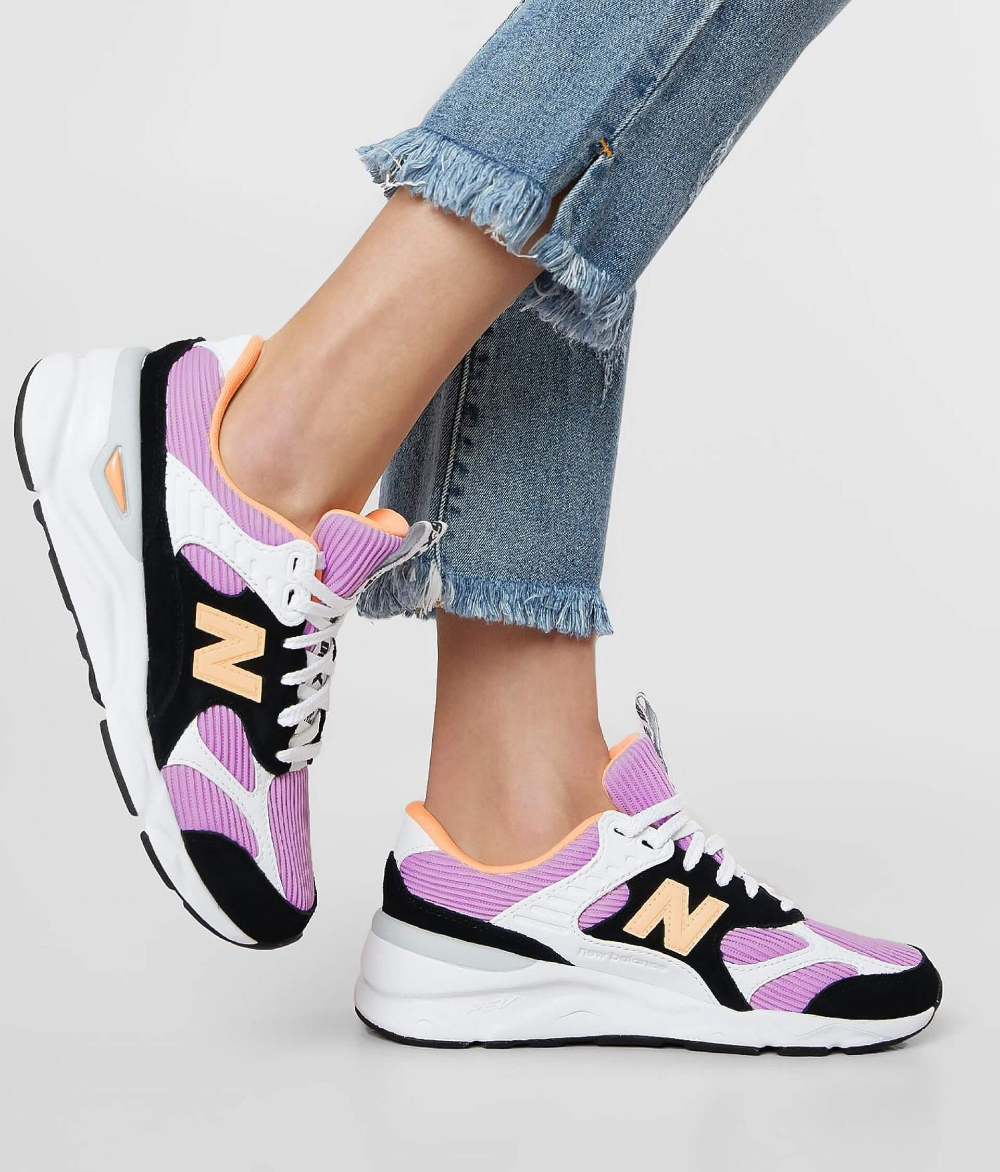 New Balance X90 Reconstructed Suede Shoe - Women's Shoes in ...