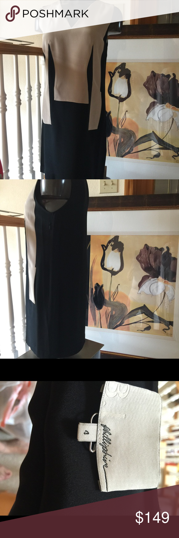 Phillip Lim Silk Dress size 4 Absolutely Gorgeous silk dress from Nordstrom. Very High End and Worn one time. Phillip Lim Dresses Mini