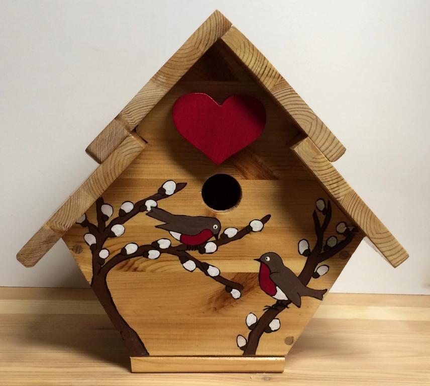 liebesh hle f r v gel bauanleitung zum selber bauen bine s projekte pinterest v gel bau. Black Bedroom Furniture Sets. Home Design Ideas