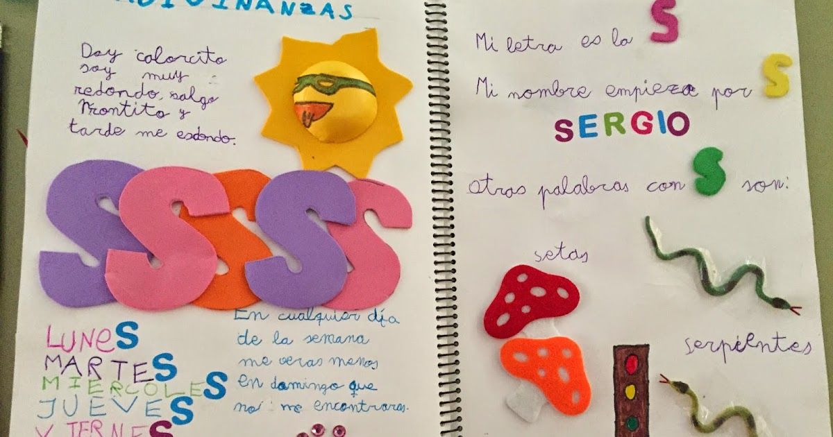Empezamos una nueva aventura en clase: El libro viajero de las letras. Consiste en que los alumnos vayan completando, en orden alfabético, ...