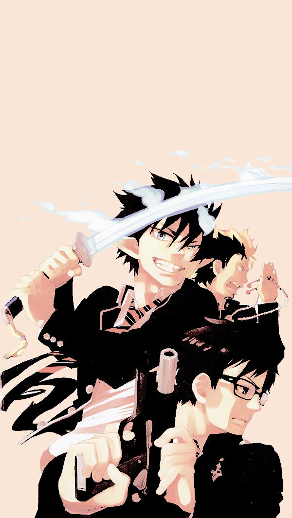 Nekoma Celtyh Ao No Exorcist Wallpapers Blue Exorcist Anime Ao No Exorcist Blue Exorcist