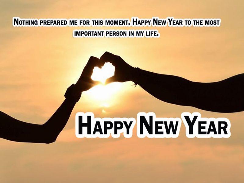 Happy New Year 2019 Love Wishes For Boyfriend Happy New Year Love Happy New Year Wishes Happy New Year Message