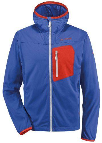 Vaude herren jacke durance hooded jacket