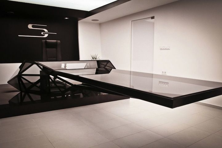 Floating Conference Table