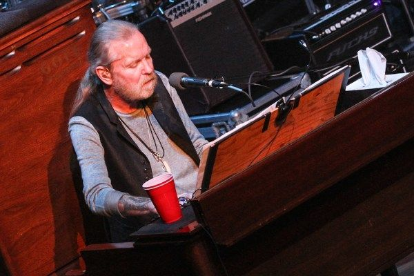 Gregg Allman has cancelled all of his scheduled 2017 concerts.
