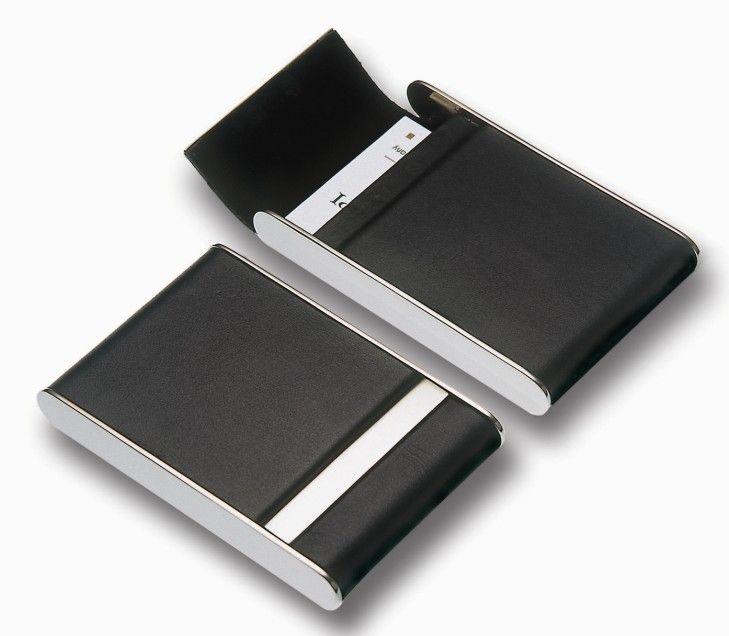 Find more card id holders information about brand new stainless find more card id holders information about brand new stainless steel business card holder case colourmoves