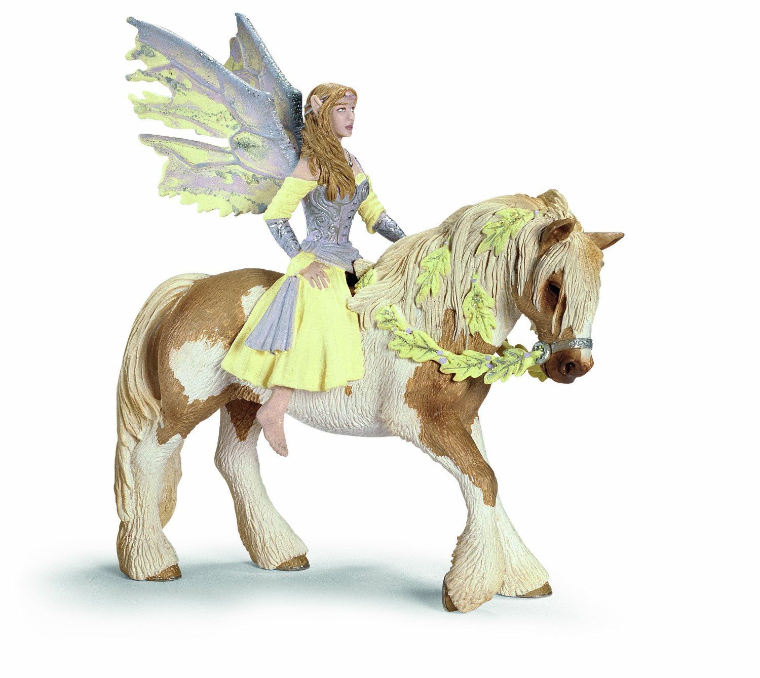 schleich horses and fairies The girls would squee their little