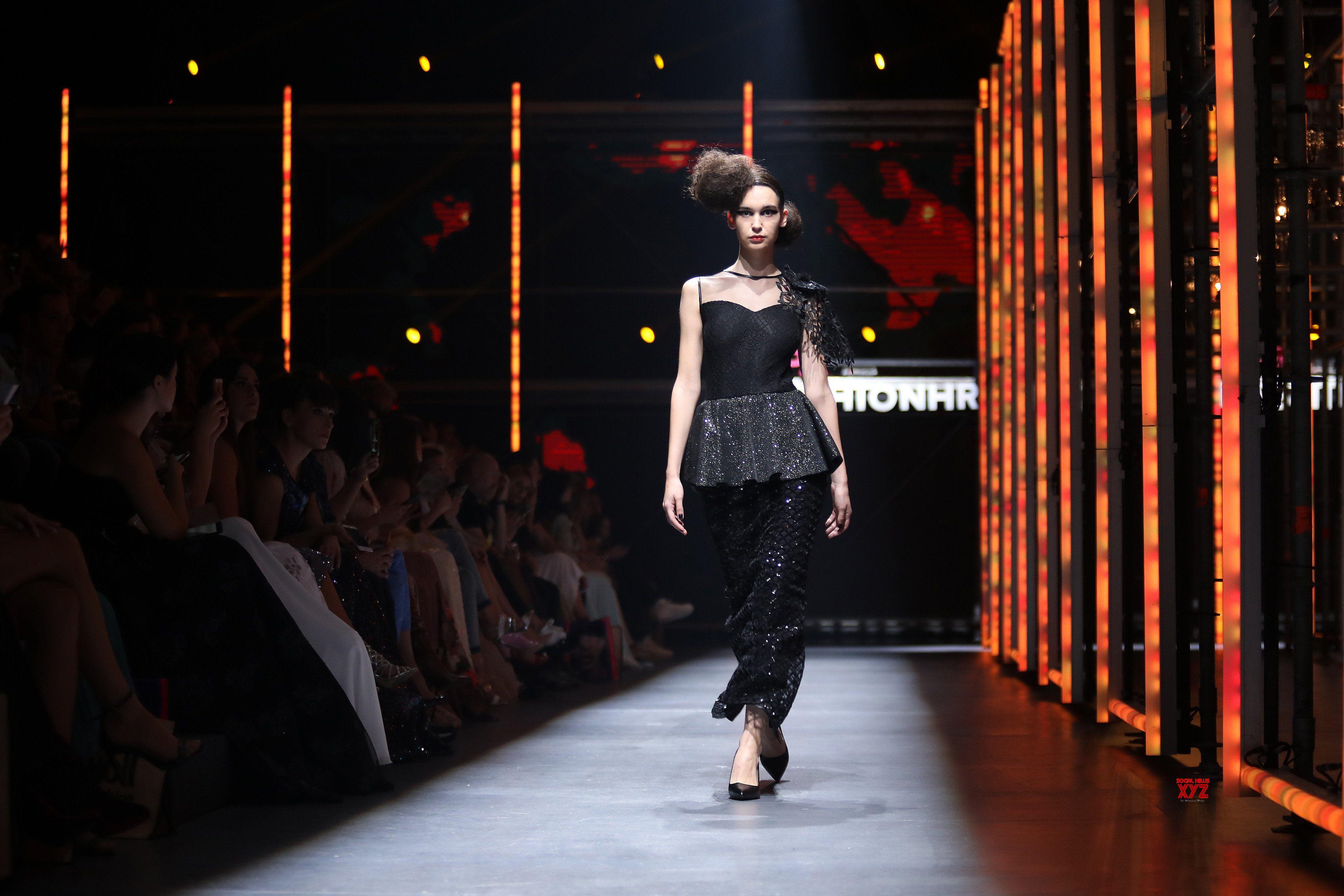 Croatia Zagreb Fashion Show Gallery Social News Xyz Zagreb Model Croatia