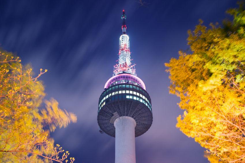 Namsan Tower in Seoul