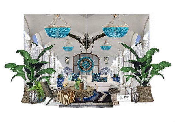 Summer Roomboard #Olioboard #Roomboard #Lifestyle Lynda Quintero-Davids #FocalPointStyling