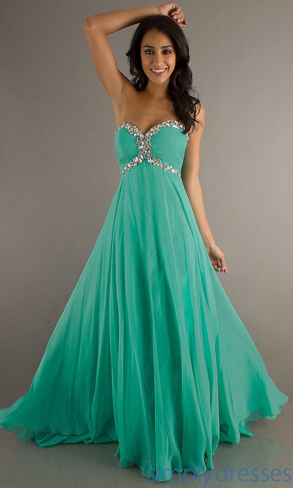Dresses formal prom dresses evening wear classic strapless