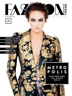 Fashion Trend No.28 Hannah Saul