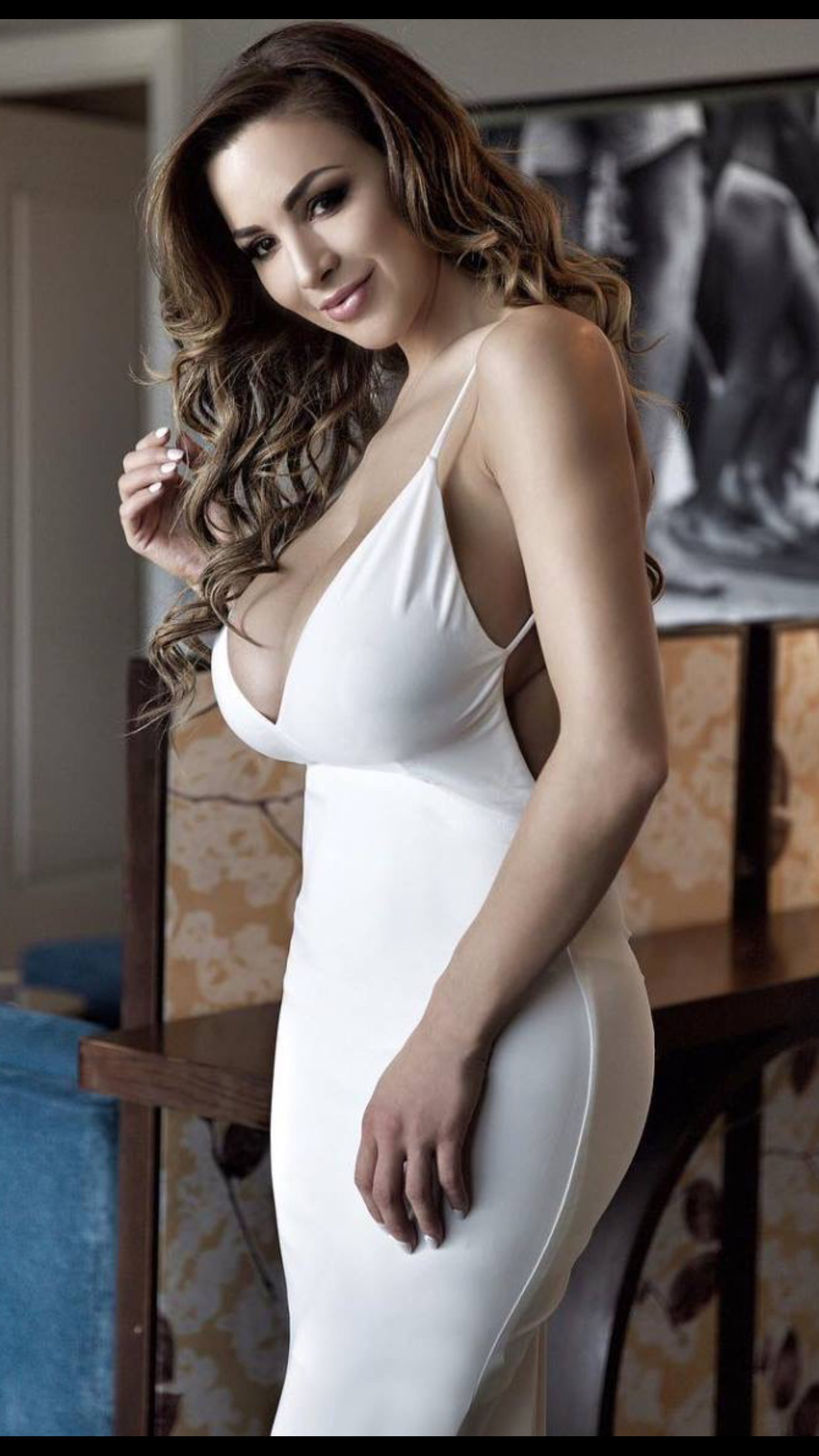 How to have a hot sexy curvy figure with bigger lifted up breasts along with a lean hot waist