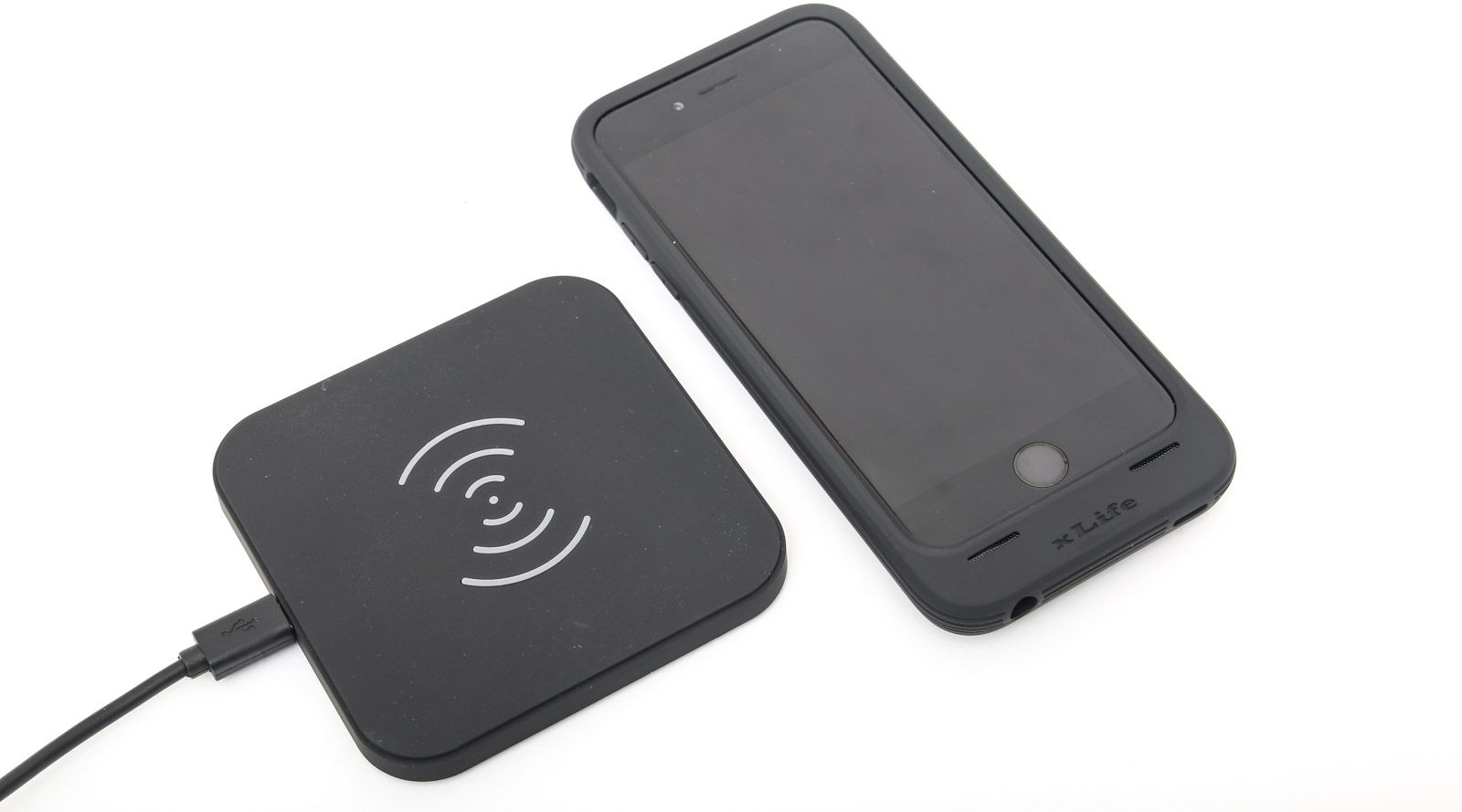 qi wireless charging case iphone 7