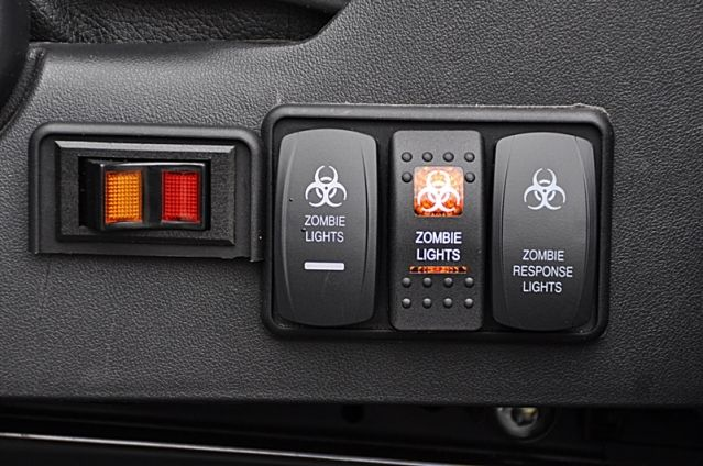 Zombie Light Rocker Switch Page 5 Toyota Fj Cruiser