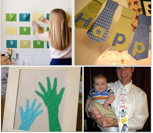 27 Father's Day Activities and Homemade Gift Ideas