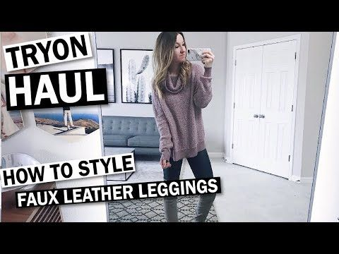 036d975f46f 6 Ways To Wear Spanx Faux Leather Leggings- Life By Lee