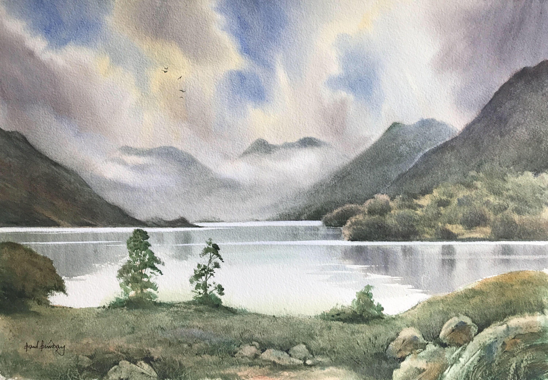 Landscape Paintings Lake District