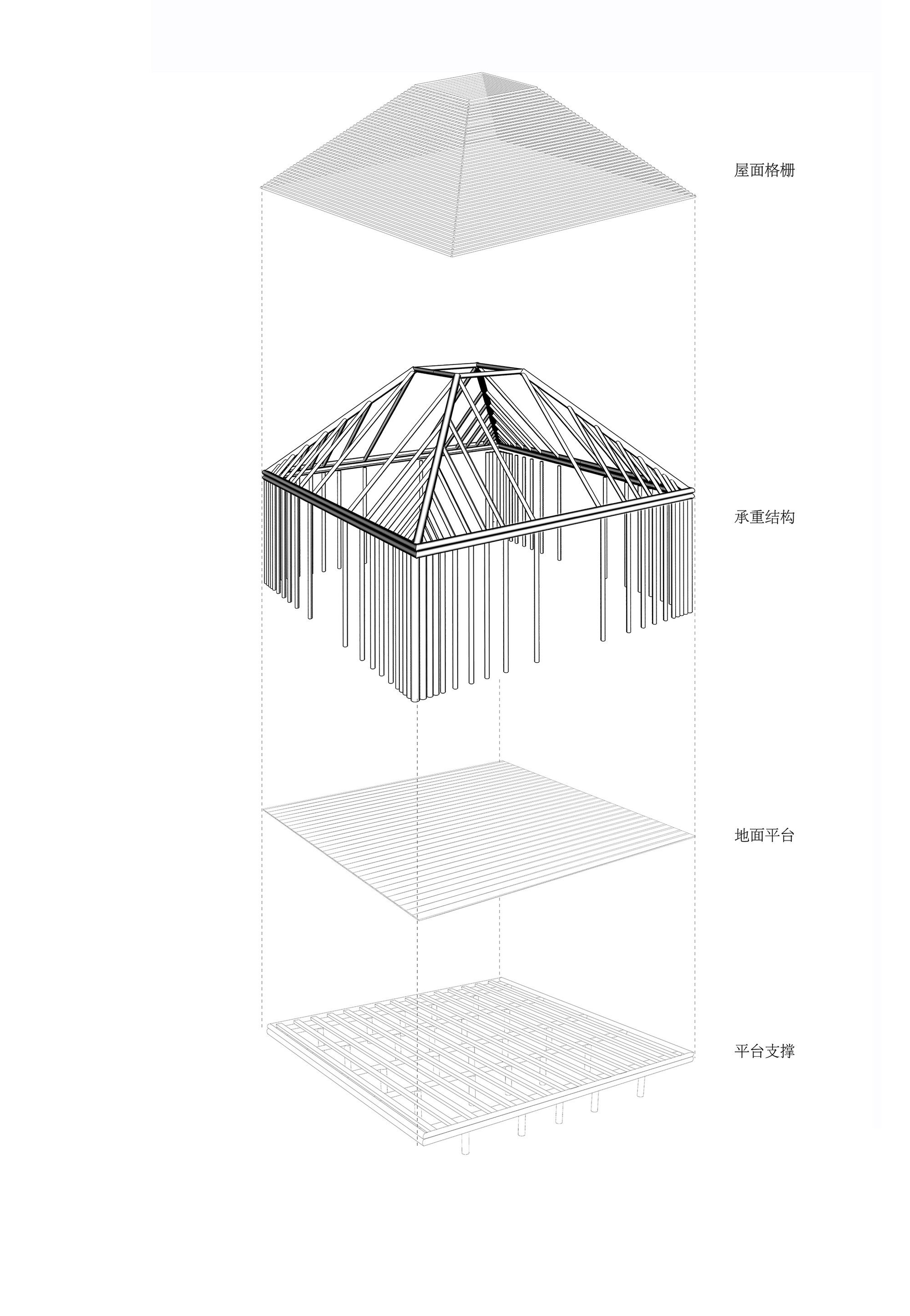 Gallery - Bamboo Pavilion / DnA_Design and Architecture - 10