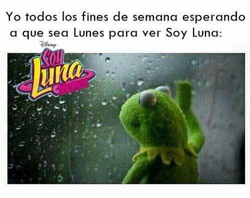 Pin En Memes De Soy Luna