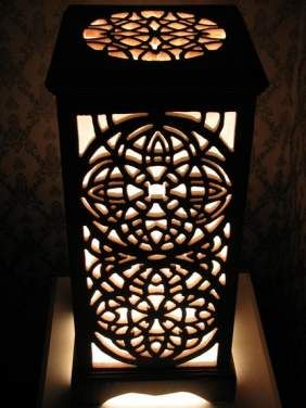lamps from wood - Google Search | Lamps | Pinterest | Wooden table ...