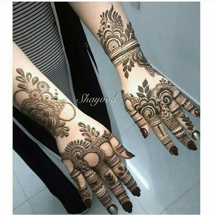 Mehndi tattoo henna tattoos arabic art mahndi design designs stylish dubai mehendi also chuziiiii thardosh on pinterest rh