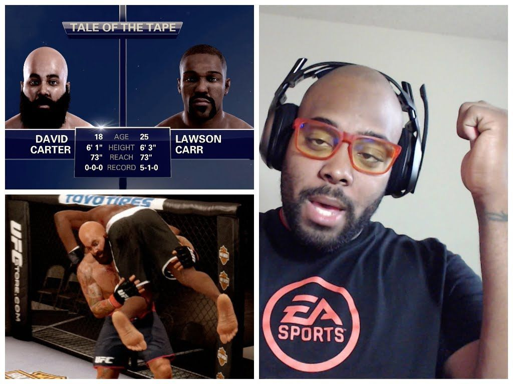Pin on EA SPORTS UFC Career Mode For PS4
