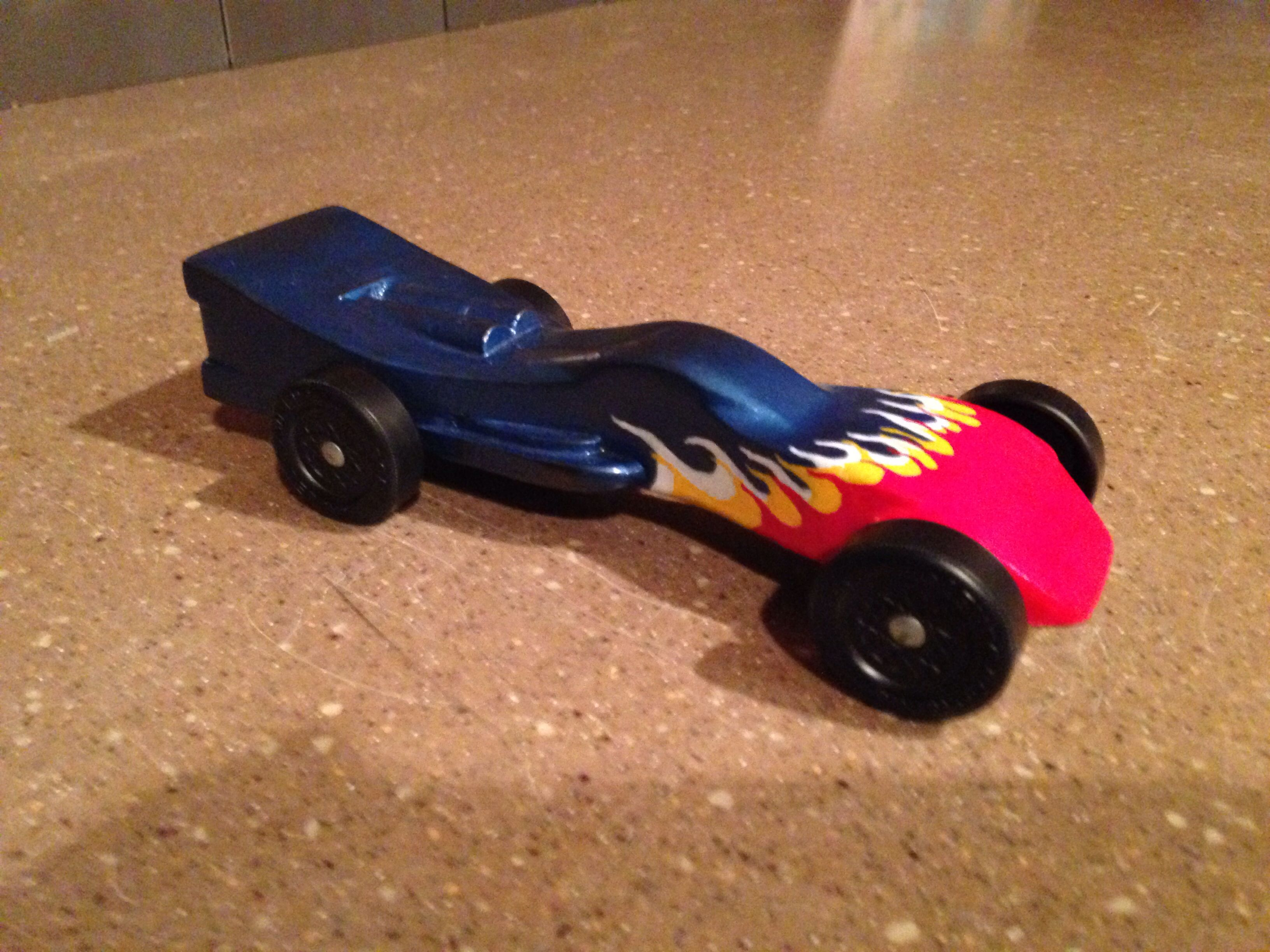 Blue Flame 2013 Pinewood Derby Models Pinterest