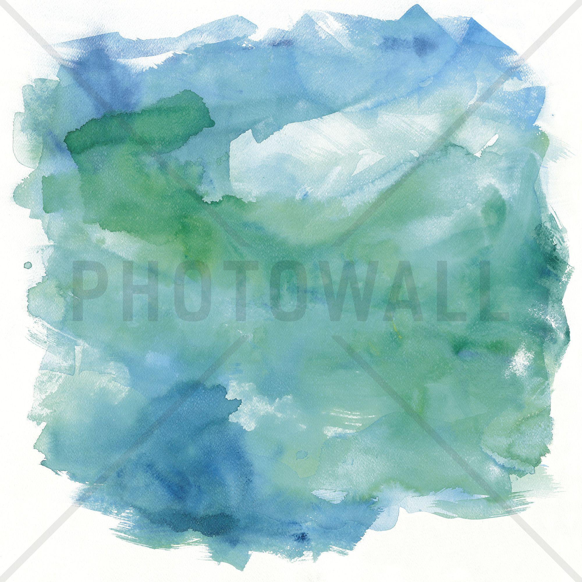 Sea Glass Canvas Print & s wall
