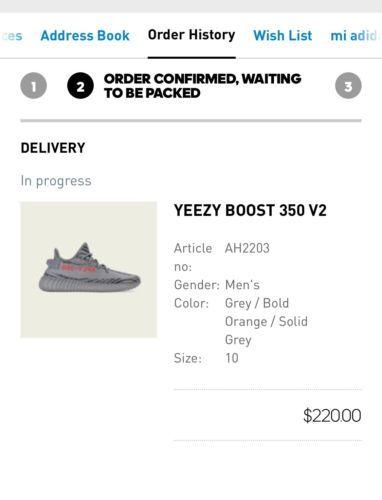 yeezy online receipt Shop Clothing