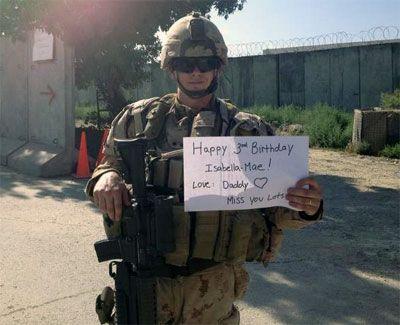 С днем рождения другу армейскому другу