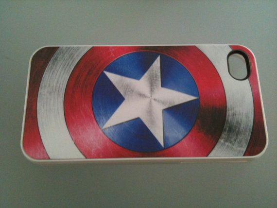 Captain America phone case. Yes good.