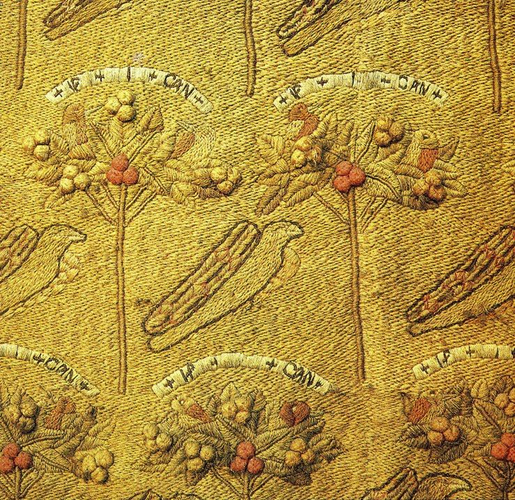 Image result for morris embroidery if i can