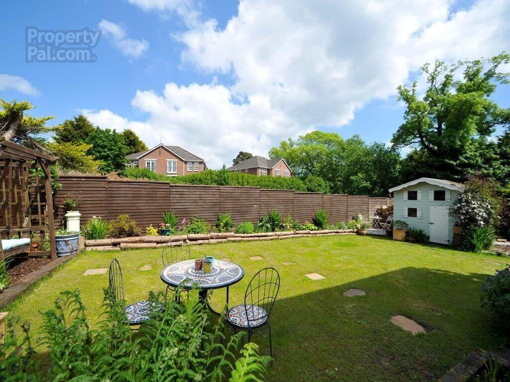 26 Brooklands Grange, Dunmurry, Belfast #garden | Small ...
