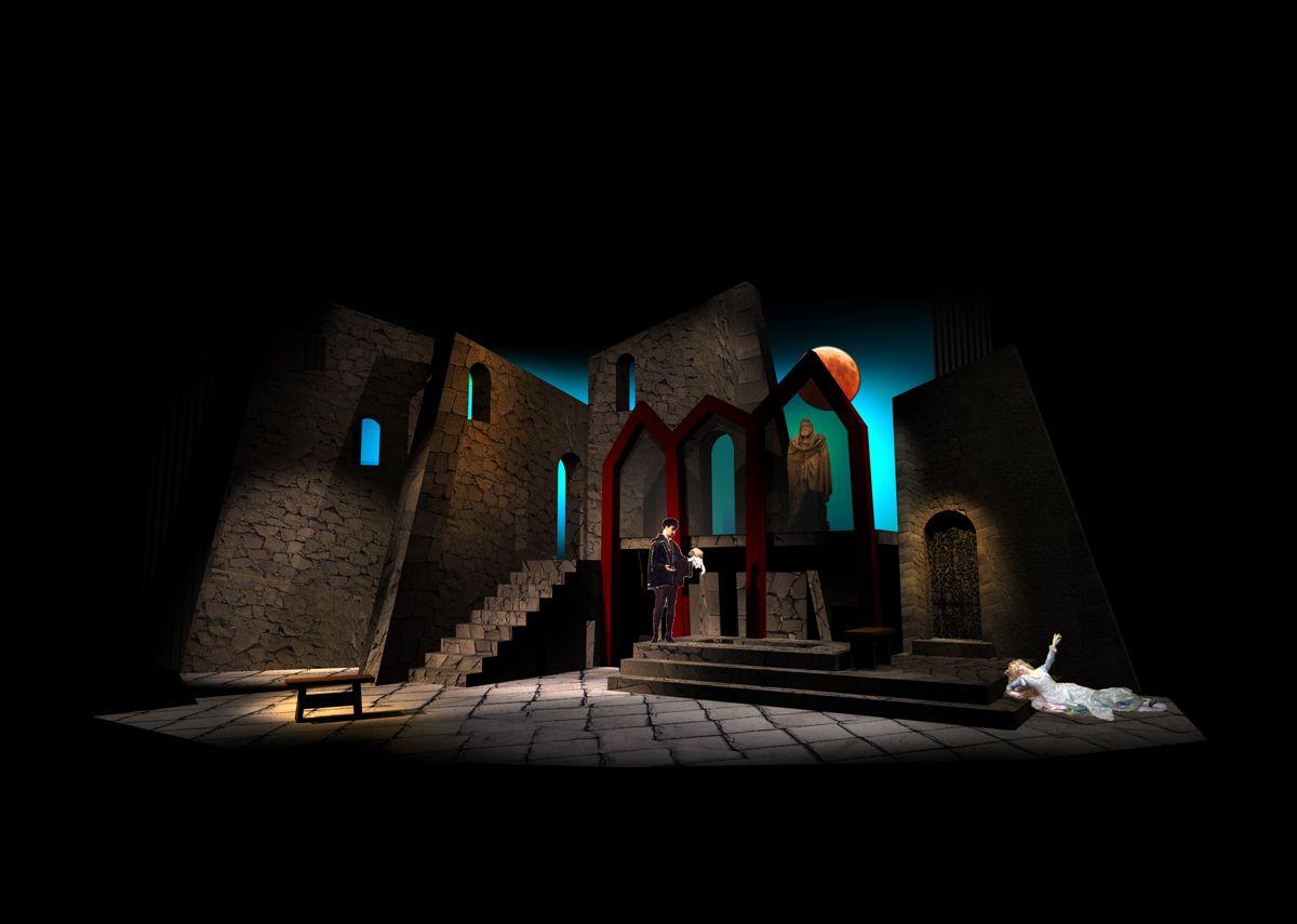 hamlet in theatre - Google Search