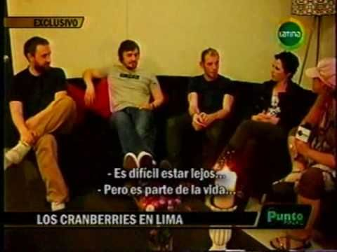 THE CRANBERRIES EN LIMA - REPORTAJE PREVIO