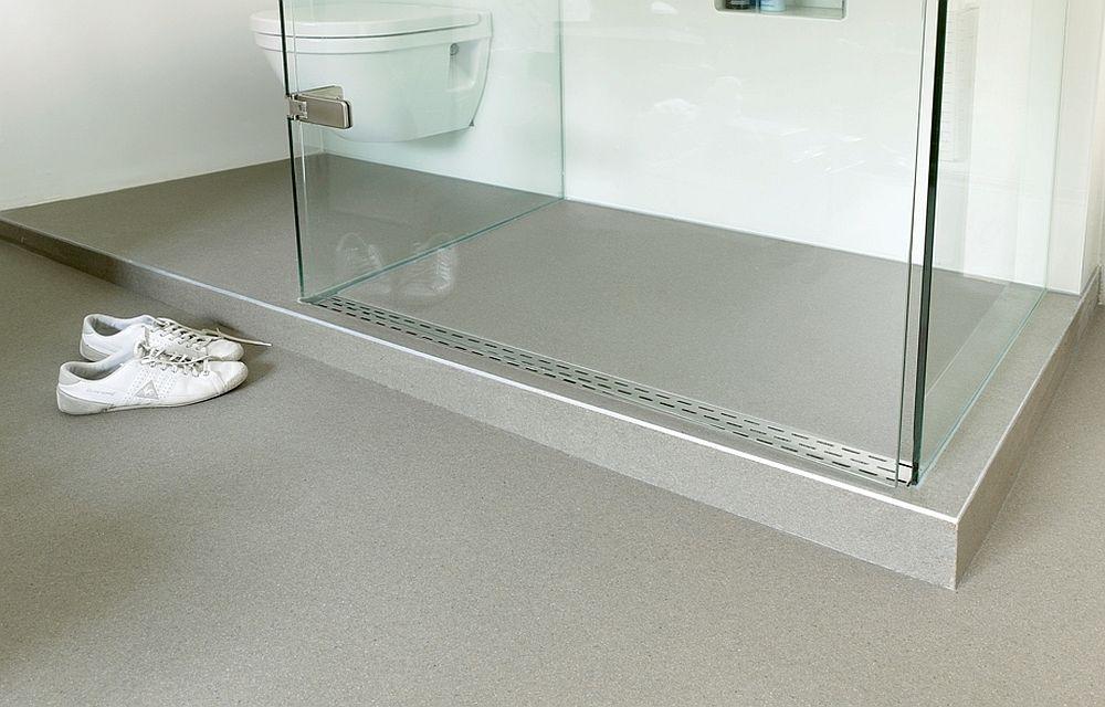 Troffelvloer In Badkamer : Troffelvloer badkamer vloer bathroom tiles en flooring