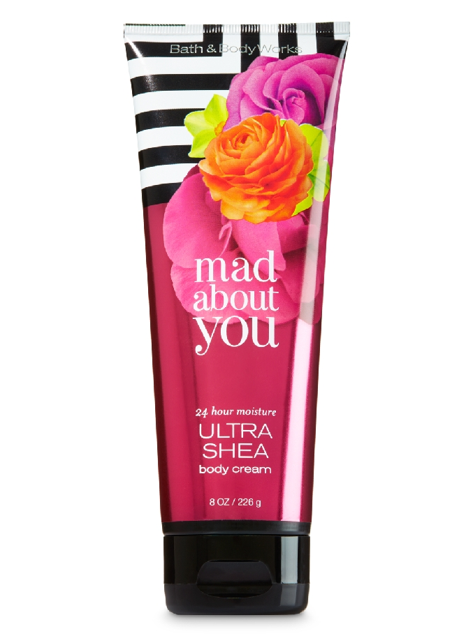Mad About You Ultra Shea Body Cream Bath And Body Works Big Clearancesale 3days Only All 1 99 Shea Body Cream Body Cream Bath And Body Works