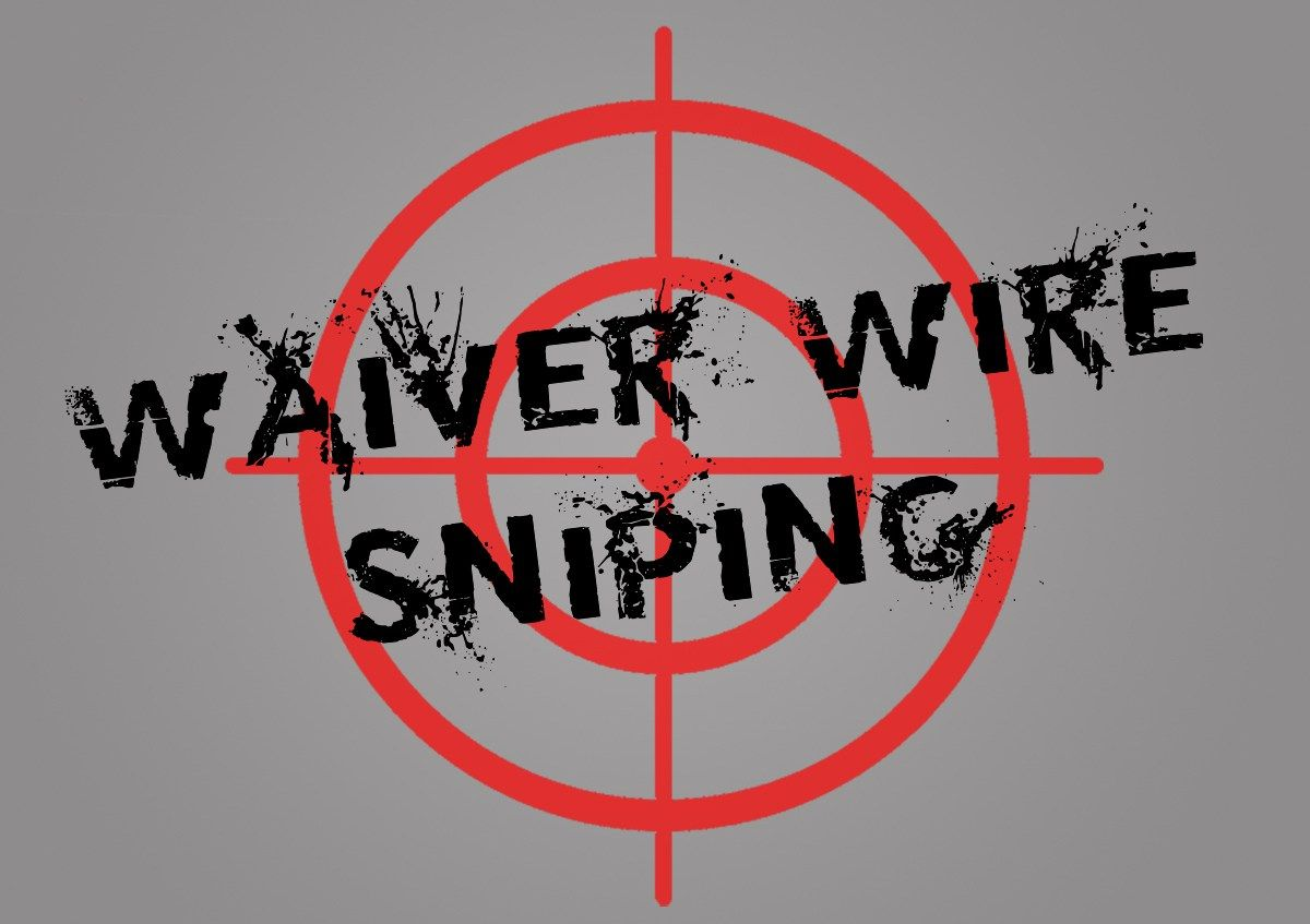 Waiver Wire Sniping: 2017 Retrospective. A look at the hits ...