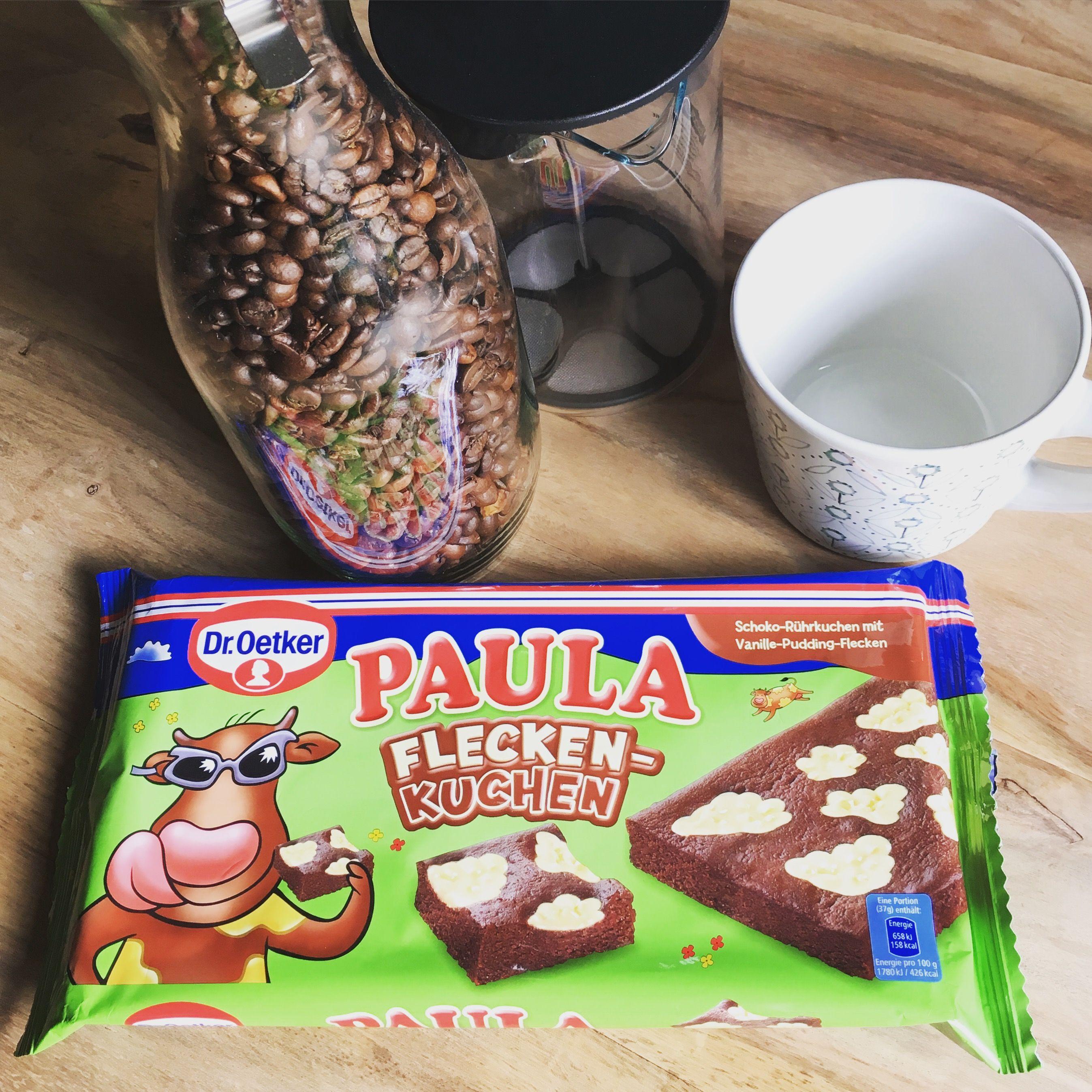 Ist Euer PAULA Fleckenkuchen Testpaket auch schon da empfehlerin droetker paulafleckenkuchen