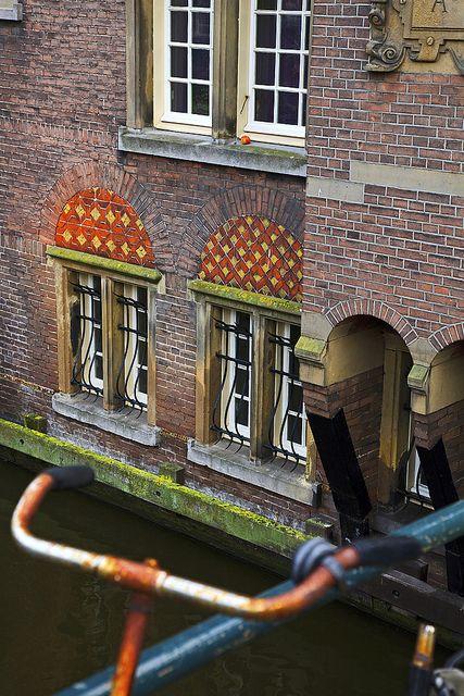 Amsterdam Window Dressing