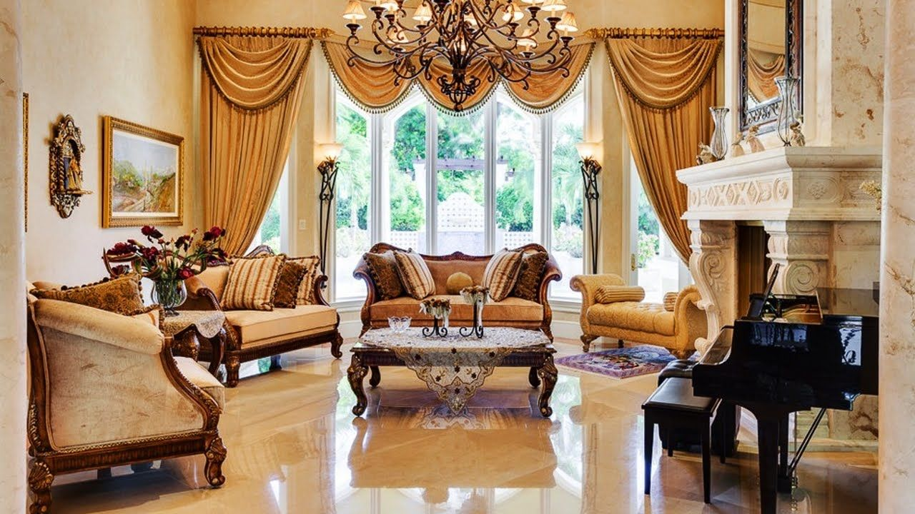 Antique Living Room Designs Delectable Timeless Antique Living Room Design Ideas  Interior Design Decorating Design