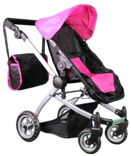 Mommy & Me Deluxe Babyboo Doll Stroller Mommy & Me Doll Collection ...