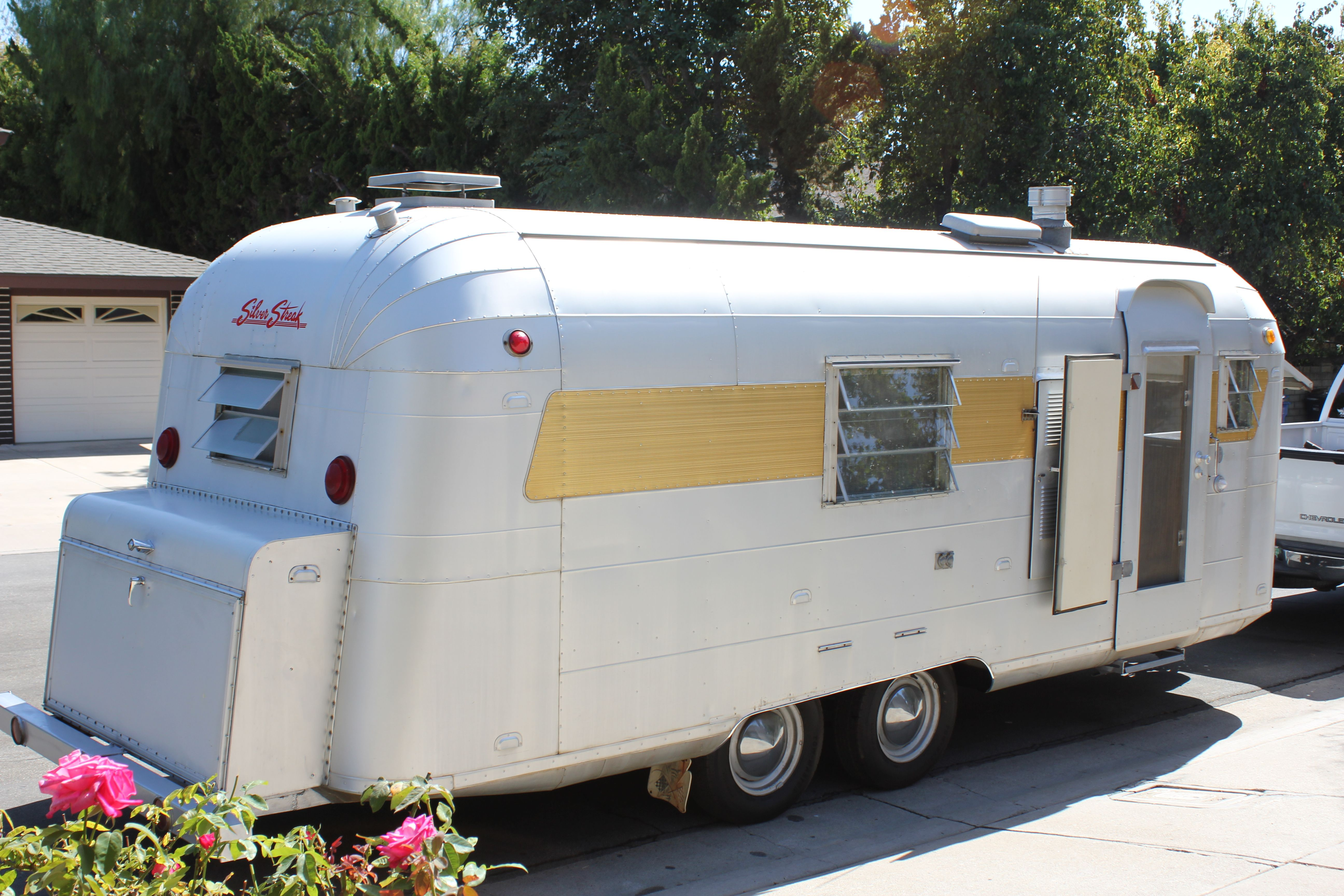 Used Campers For Sale Near Me >> Silver Streak Trailer | 1967 Vintage Silver Streak ...