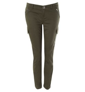 zip pocket cargo pant - in dark olive, black, and charcoal - from rickis.com #weekendstyle #casualstyle #spring2014 #rickis