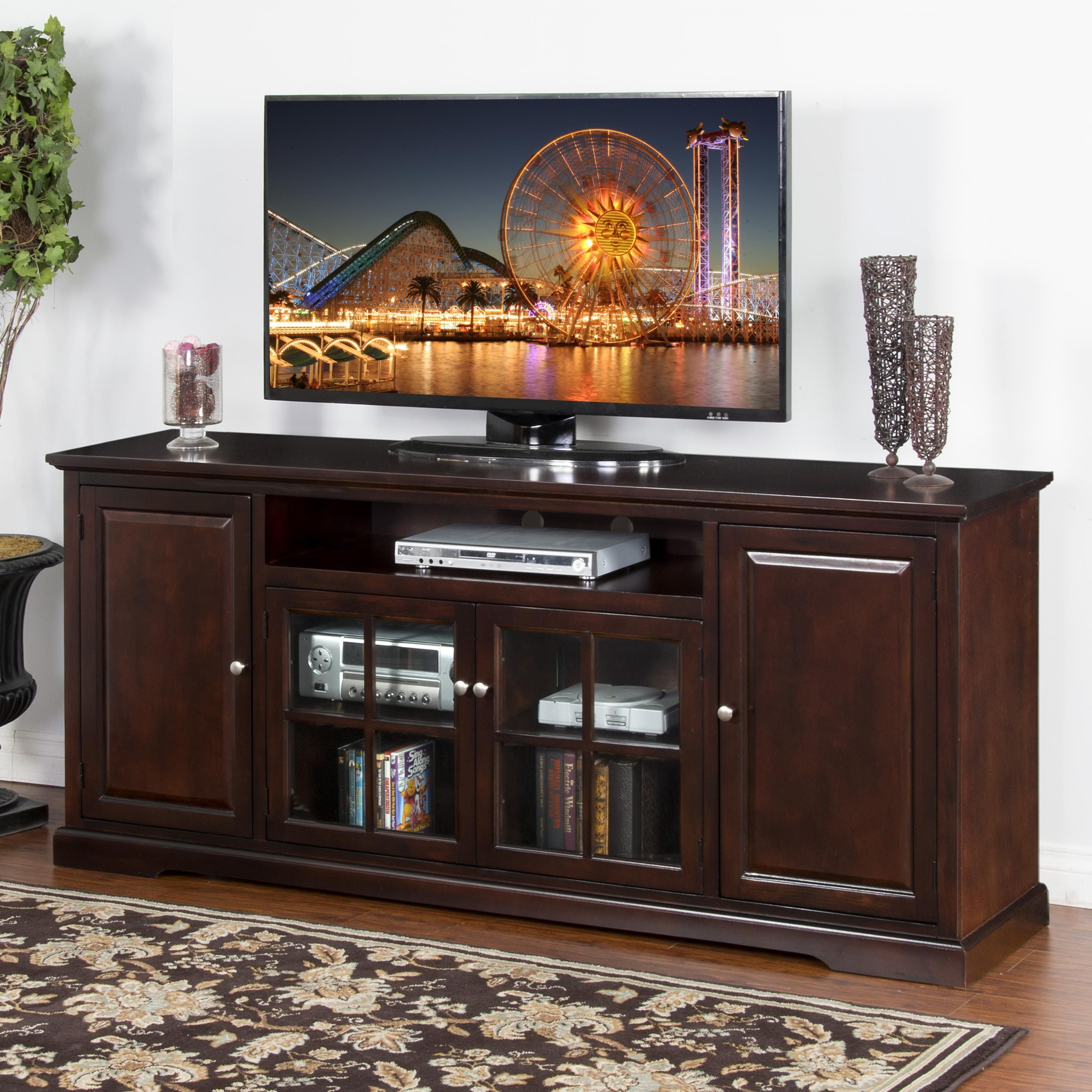 """Monterey 78"""" TV Console by Sunny Designs"""